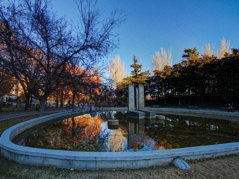 Parque Berlín Madrid