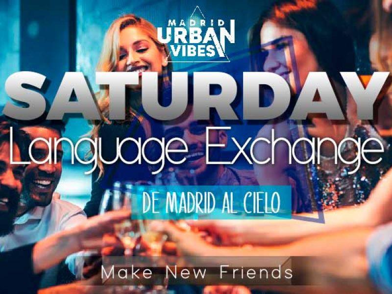 Saturday Language Exchange