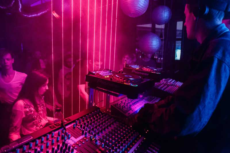 discotecas y ocio nocturno